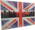 Union Jack Glass Chopping Board