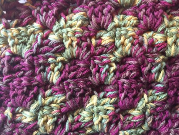 Autumn Decorative Mug Rugs. Hand Crocheted. 7W x 12L. 100% Cotton.