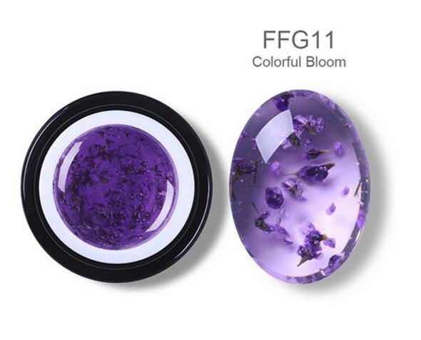 Flower Fairy Semitransparent Nail Art Gel
