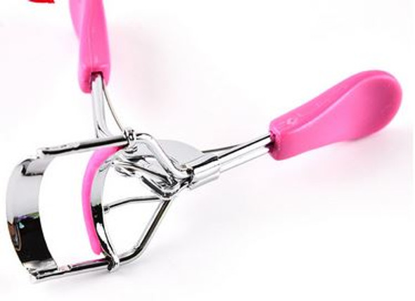 Eyelash Curler with Silicone Pad