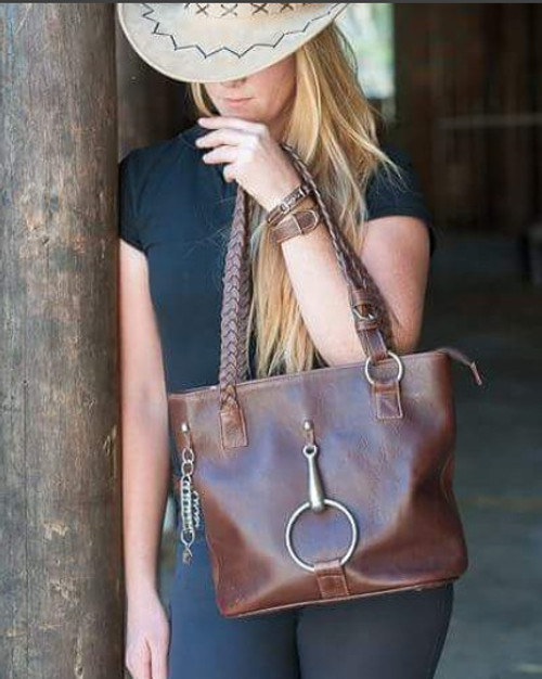 The Diva Equestrian Handbag