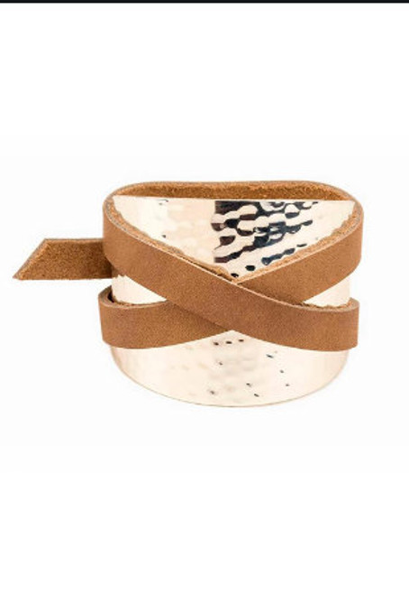 Taylor and Tessier Banjo Cuff Bracelet