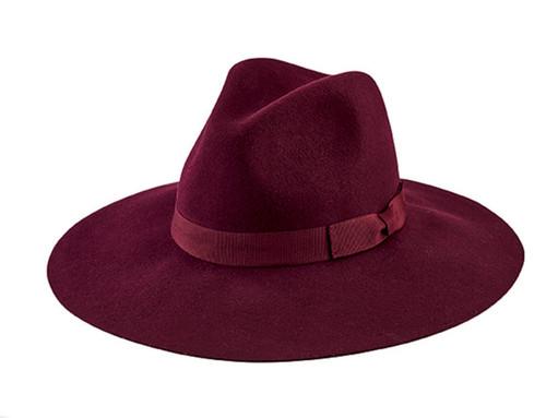 San Diego Coachella Floppy Fedora  Wool Hat