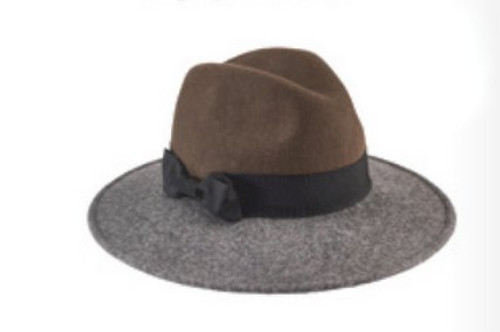 San Diego The London Color Block Wool Hat