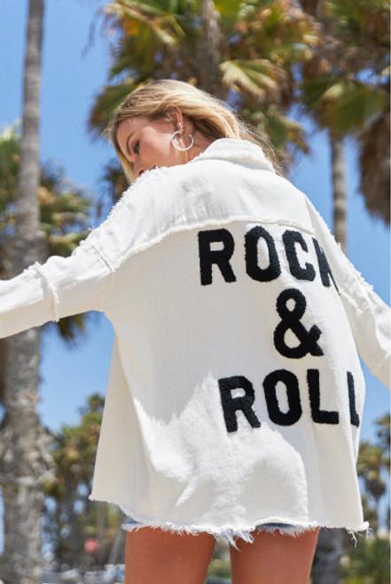Elan Devan Rock & Roll Jacket