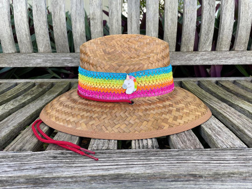 Junior Lifeguard Straw Hat