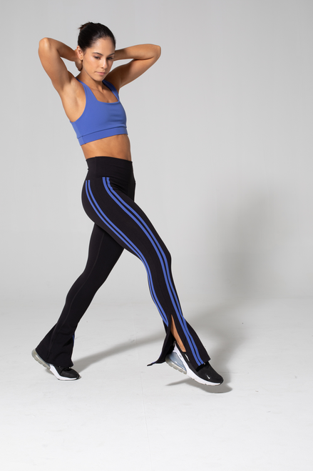 925 Fit Belle Of The Ball Track Pant Black