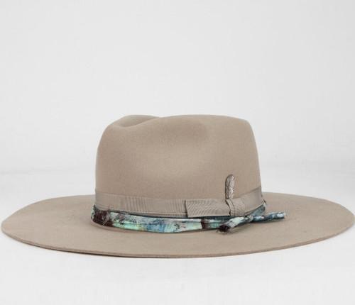The Apache Wool  Fedora Hat