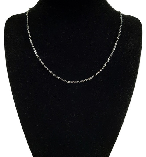 Custom Made Length Bobble Ball Necklace