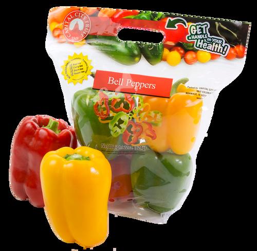 Bell pepper medley