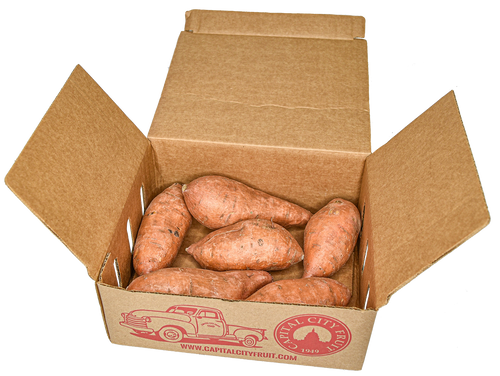 Sweet Potatoes - 6 count Petite