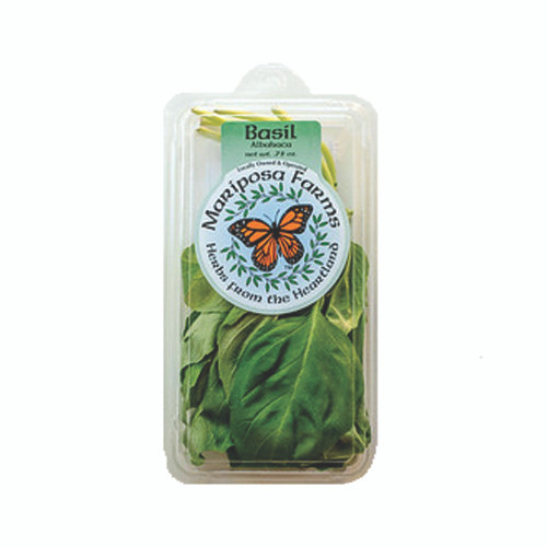 Mariposa Farms Basil