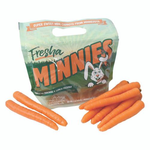 Fresha Minnie Carrots