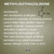 Ingredient Spotlight: Methylisothiazolinone - Naturally Safe