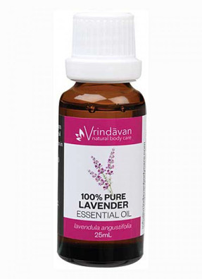 Vrindavan 100% Pure Lavender Essential Oil