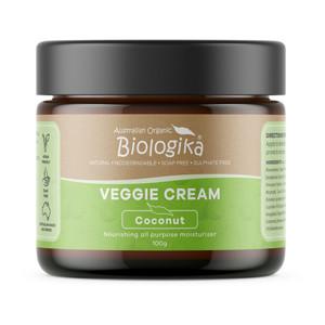 Biologika Veggie Cream - Coconut 100g
