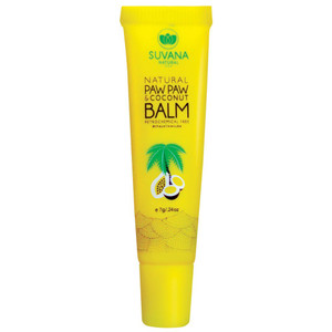Suvana Natural Paw Paw & Coconut Balm 25g