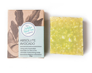Australian Natural Soap Company Absolute Avocado Soap - with box