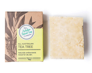 Australian Natural Soap Company All Australian Tea Tree Soap - with box
