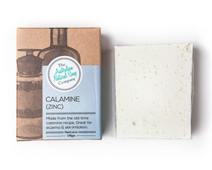 Australian Natural Soap Company Calamine (Zinc) Soap - with box