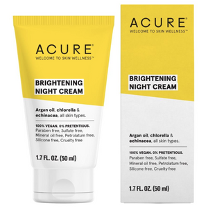 Acure Brightening Night Cream