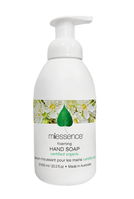 Miessence Foaming Hand Soap 600ml