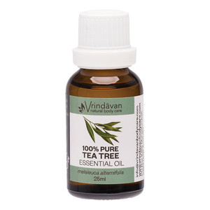 Vrindavan 100% Pure Tea Tree Essential Oil 25ml