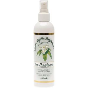 Lemon Myrtle Fragrances Air Freshener 250ml size bottle