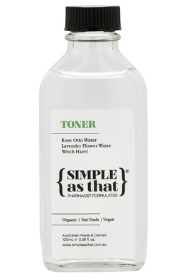 Simple As That Toner