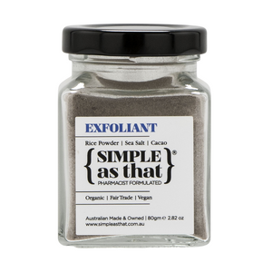 Simple As That Exfoliant