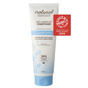 Natural Instinct Anti-Dandruff Conditioner 250ml