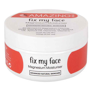 Amazing Oils Fix My Face - Magnesium Moisturiser