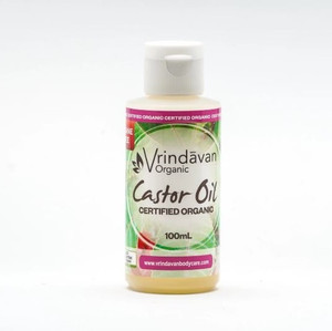 Vrindavan Certified Organic Castor Oil 100ml