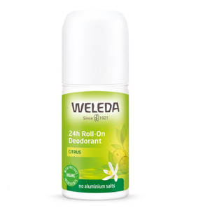 Weleda 24h Roll-On Deodorant - Citrus 50ml