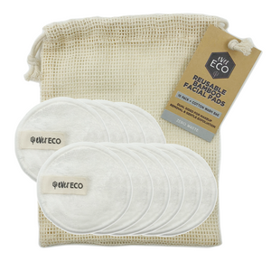 Ever Eco Reusable Bamboo Facial Pads