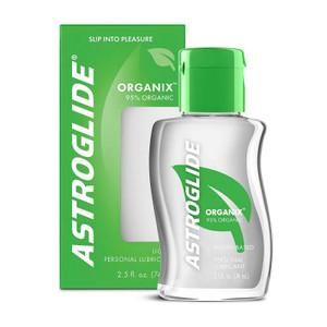 Astroglide Organix Water Based Personal Lubricant 74ml