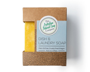 Australian Natural Soap Company Dish & Laundry Soap