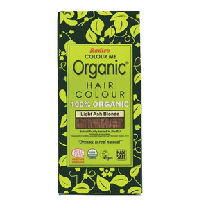Radico Colour Me Organic Hair Colour - Light Ash Blonde 100g
