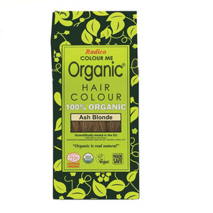 Radico Colour Me Organic Hair Colour - Ash Blonde 100g