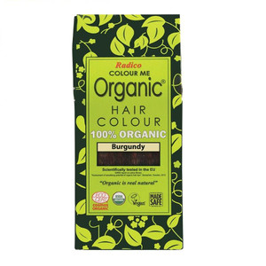 Radico Colour Me Organic Hair Colour - Burgundy 100g