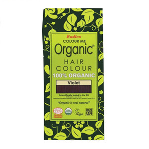 Radico Colour Me Organic Hair Colour - Violet 100g