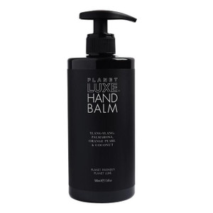 Planet Luxe Hand Balm - Ylang Ylang Palmarosa, Orange Pearl & Coconut 500ml