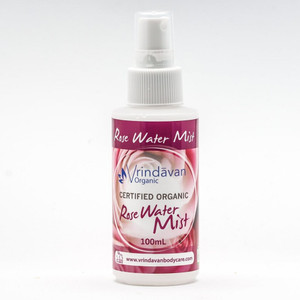 Vrindavan Rose Water Mist