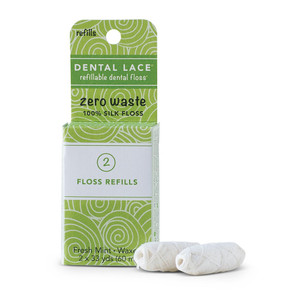 Dental Lace Refills - 100% Silk Floss 2 x 30m