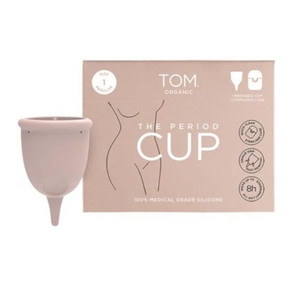TOM Organic The Period Cup - Size 1 Regular