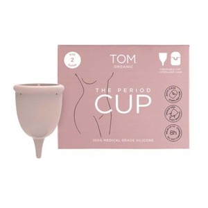 TOM Organic The Period Cup - Size 2 Super