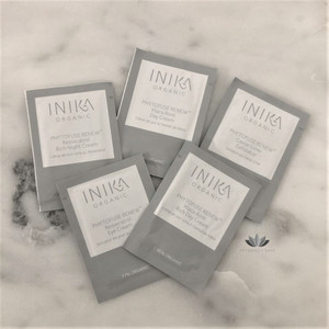 Inika Phytofuse Renew Skincare Samples - Assorted