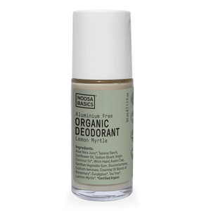 Noosa Basics Roll On Organic Deodorant - Lemon Myrtle 50ml