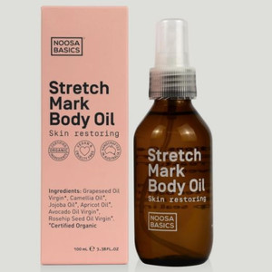 Noosa Basics Stretch Mark Body Oil 100ml