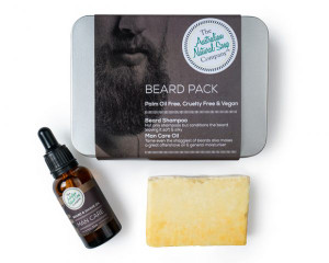 Australian Natural Soap Company Beard Pack